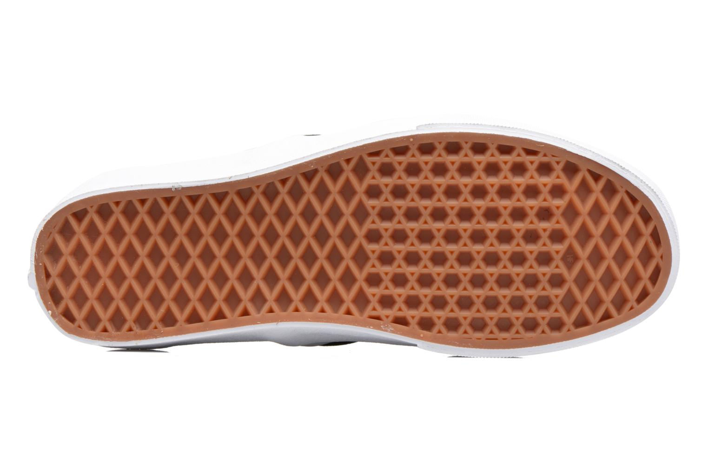 Sneakers Vans Classic Slip On W Grå bild från ovan