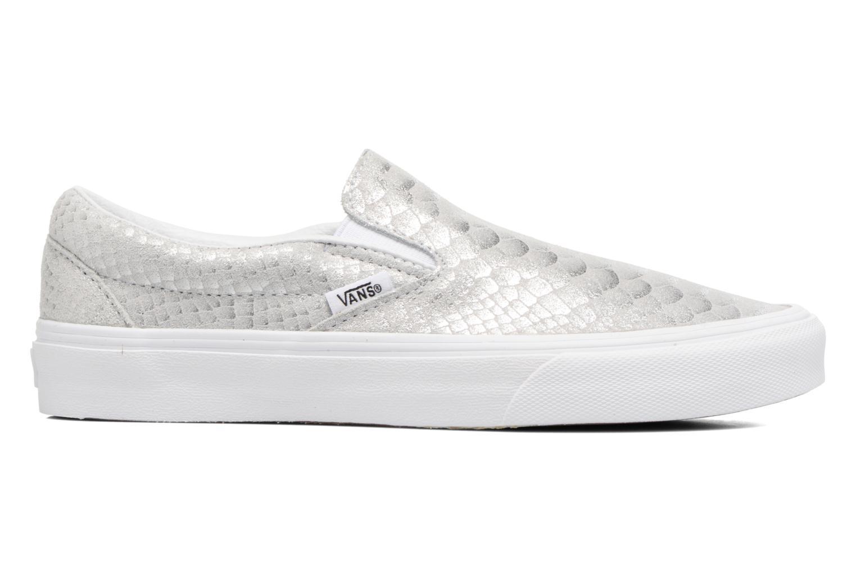 Classic Slip On W Silver/True White