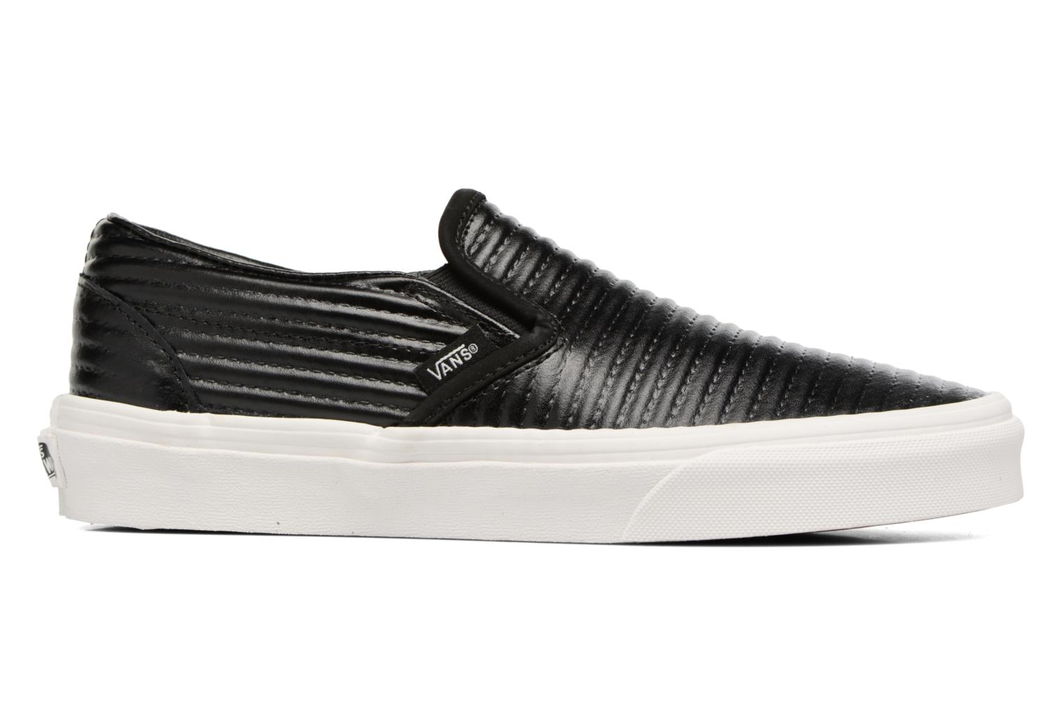 Classic Slip On W Black/Blanc De Blanc