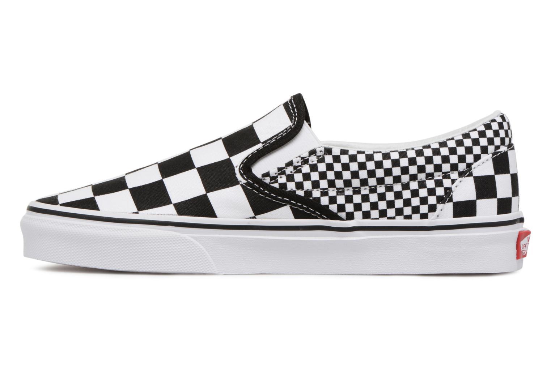 Classic Slip On W (Mix Checker) blacktrue white