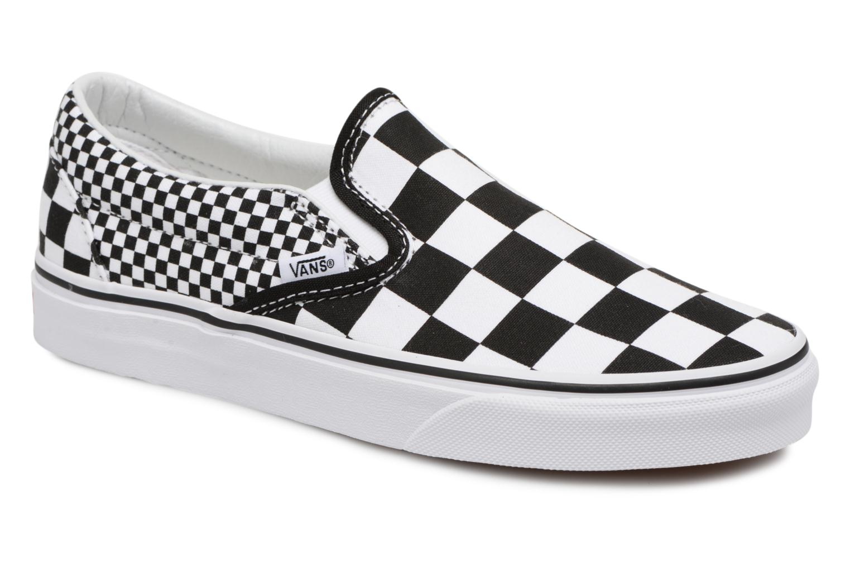 Vans Classic Slip On W Blanco ShCy0ny5