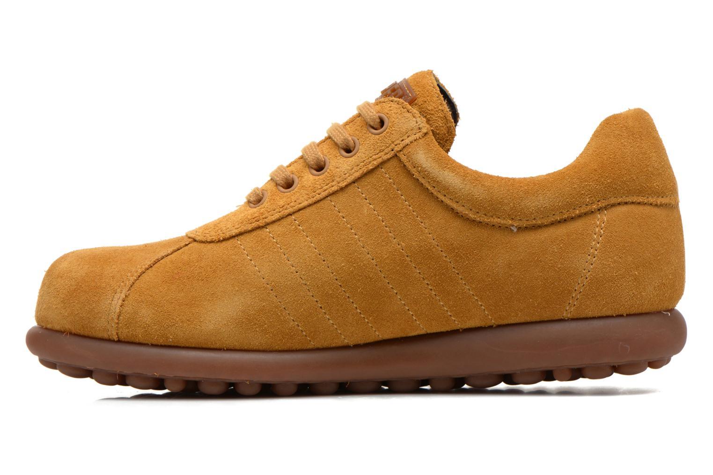 Sneakers Camper Pelotas Ariel 16002 Geel voorkant