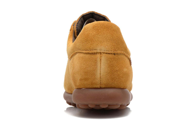 Sneakers Camper Pelotas Ariel 16002 Geel rechts