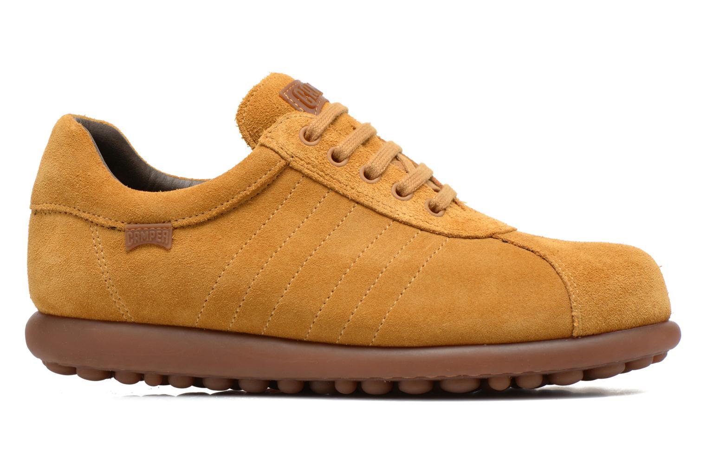 Sneakers Camper Pelotas Ariel 16002 Geel achterkant