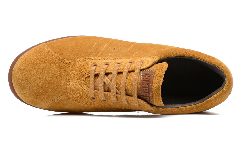 Sneakers Camper Pelotas Ariel 16002 Geel links