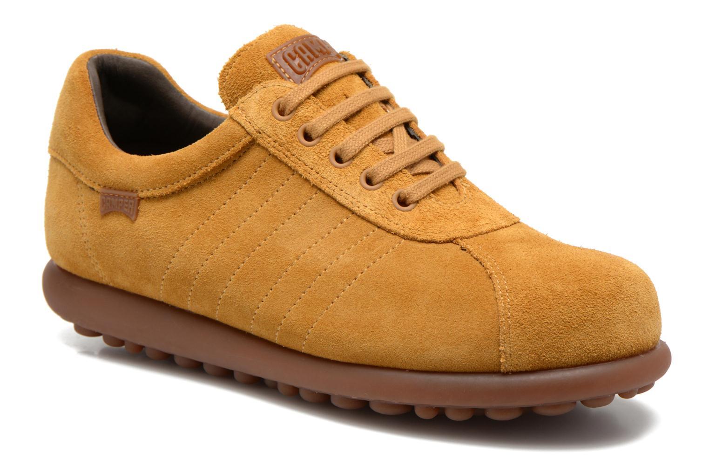 Sneakers Camper Pelotas Ariel 16002 Geel detail