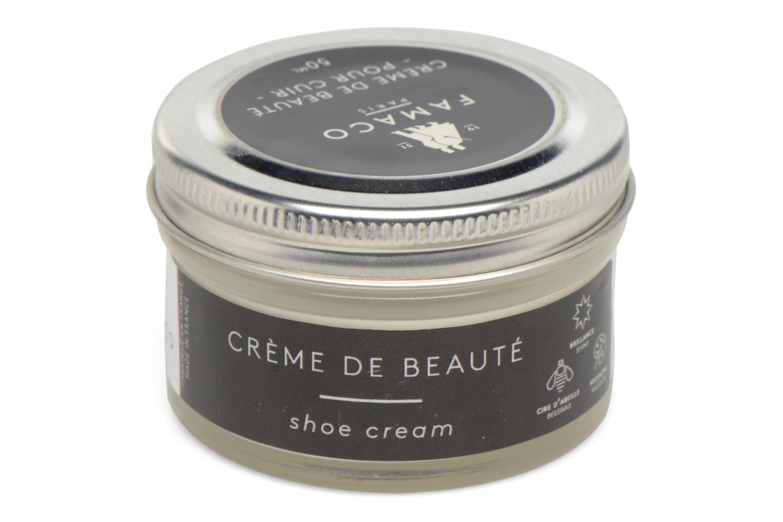Produits d'entretien Famaco Cirage crème de beauté cuir 50 Ml Incolore vue portées chaussures