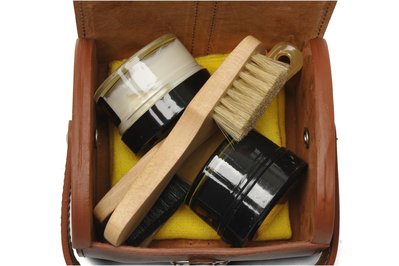 Productos de limpieza Famaco Cofre Piel, artículos de limpieza y cuidados Marrón vista de frente