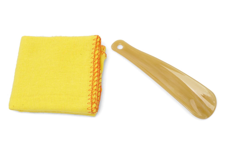 Productos de limpieza Famaco Cofre Piel, artículos de limpieza y cuidados Marrón vista lateral derecha