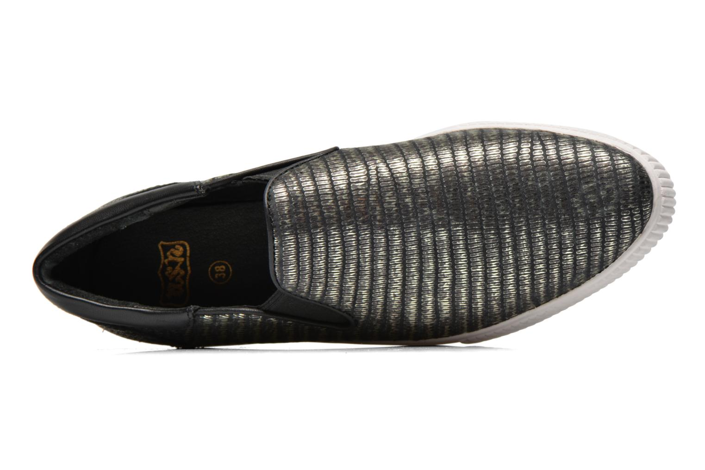 Sneakers Ash Karma Zwart links
