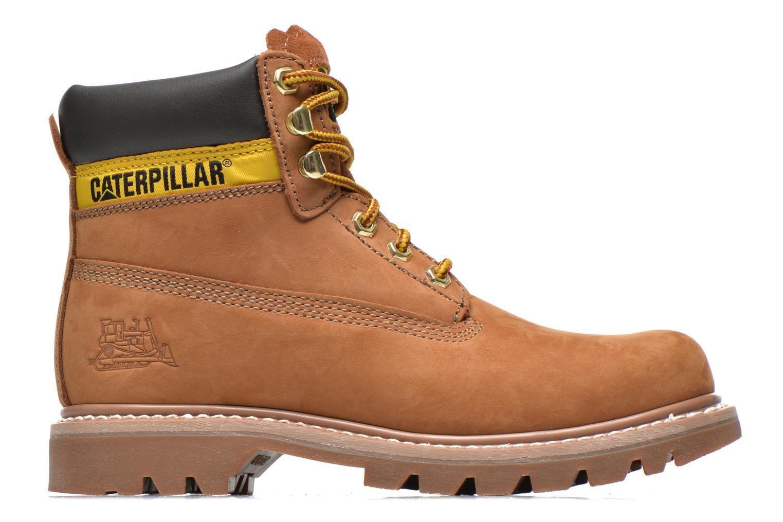 Boots en enkellaarsjes Caterpillar Colorado Beige achterkant