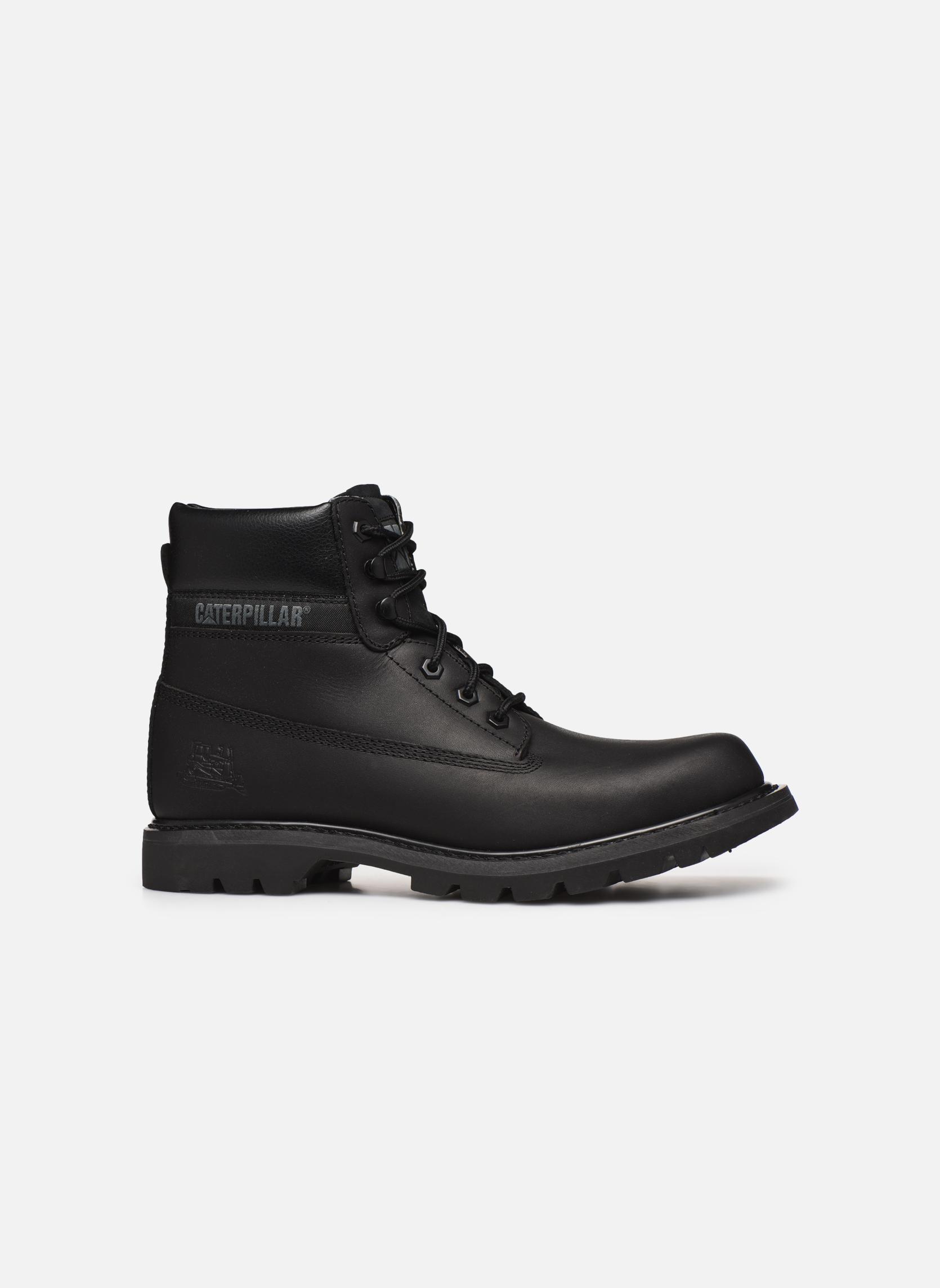 Bottines et boots Caterpillar Colorado Noir vue derrière
