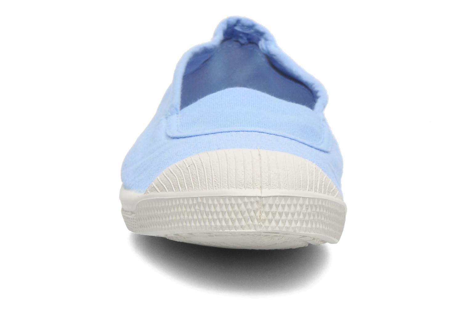 Tennis Elastique E Bleu Oxford