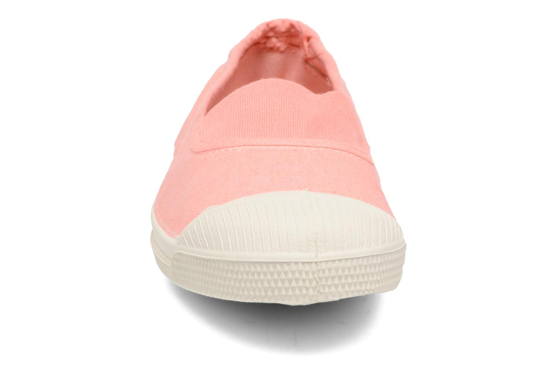 Ballerina Bensimon Tennis Elastique E Rosa bild av skorna på