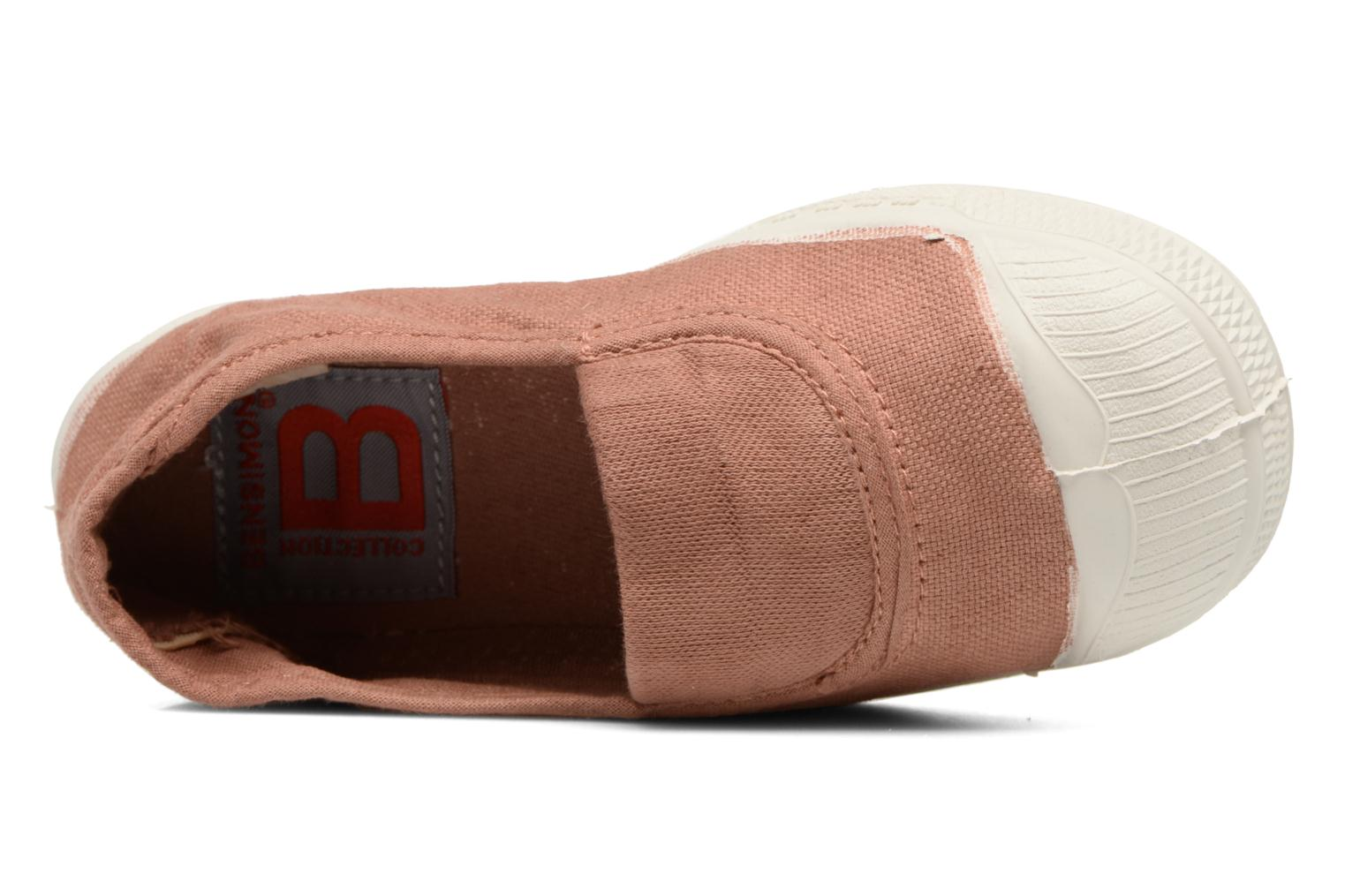 Ballerina's Bensimon Tennis Elastique E Bruin links