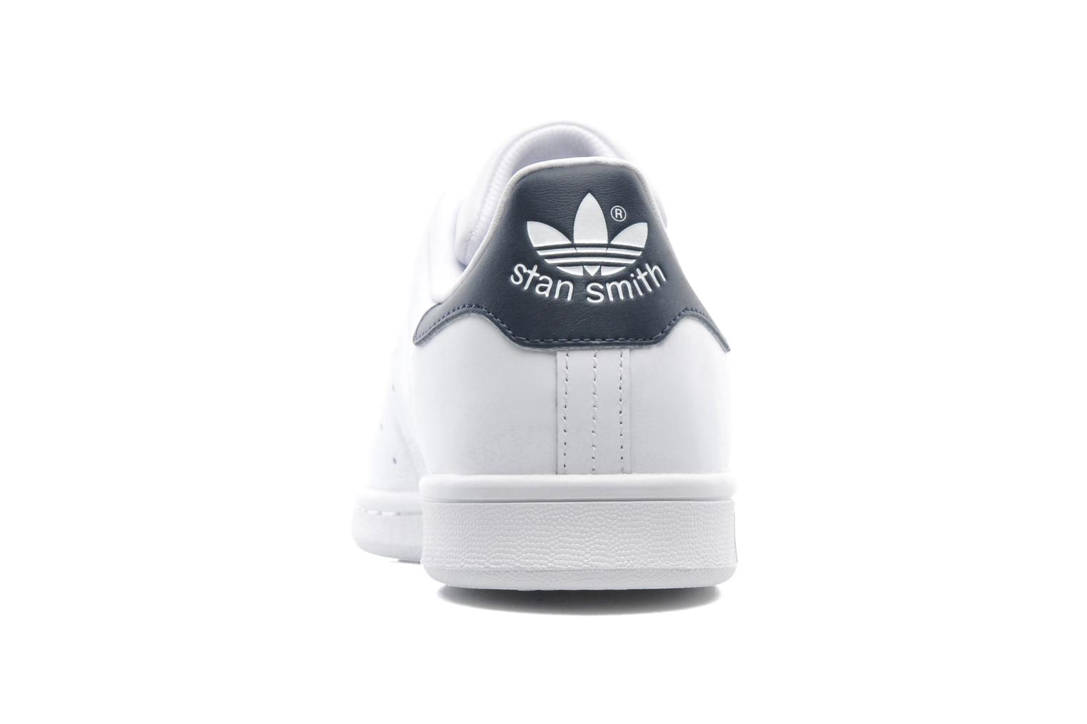 Sneakers Adidas Originals Stan Smith Wit rechts