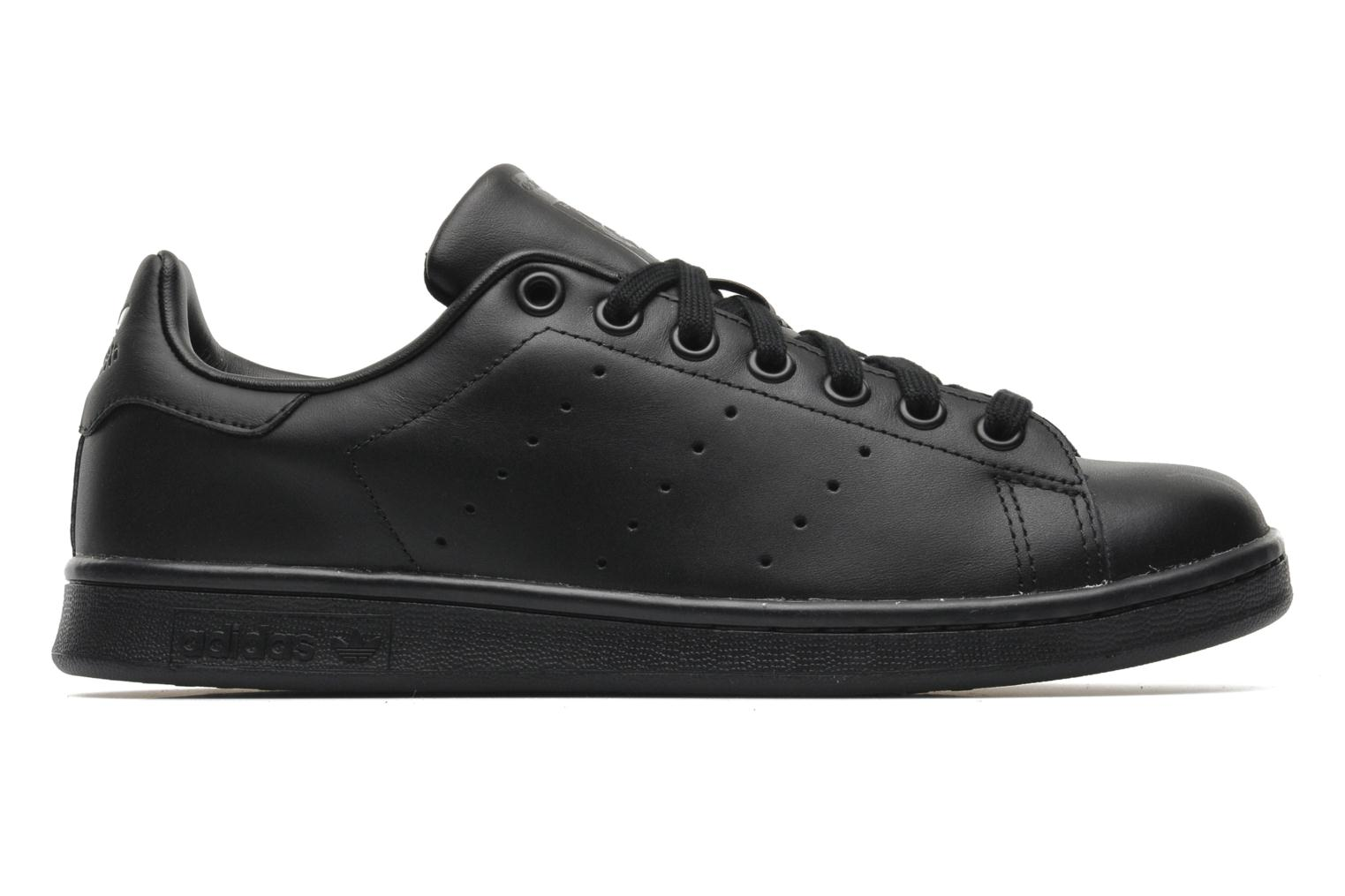 Trainers Adidas Originals Stan Smith Black back view