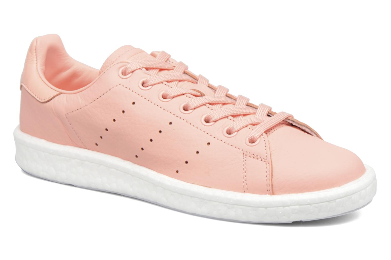 Baskets Adidas Originals Stan Smith W Rose vue détail/paire