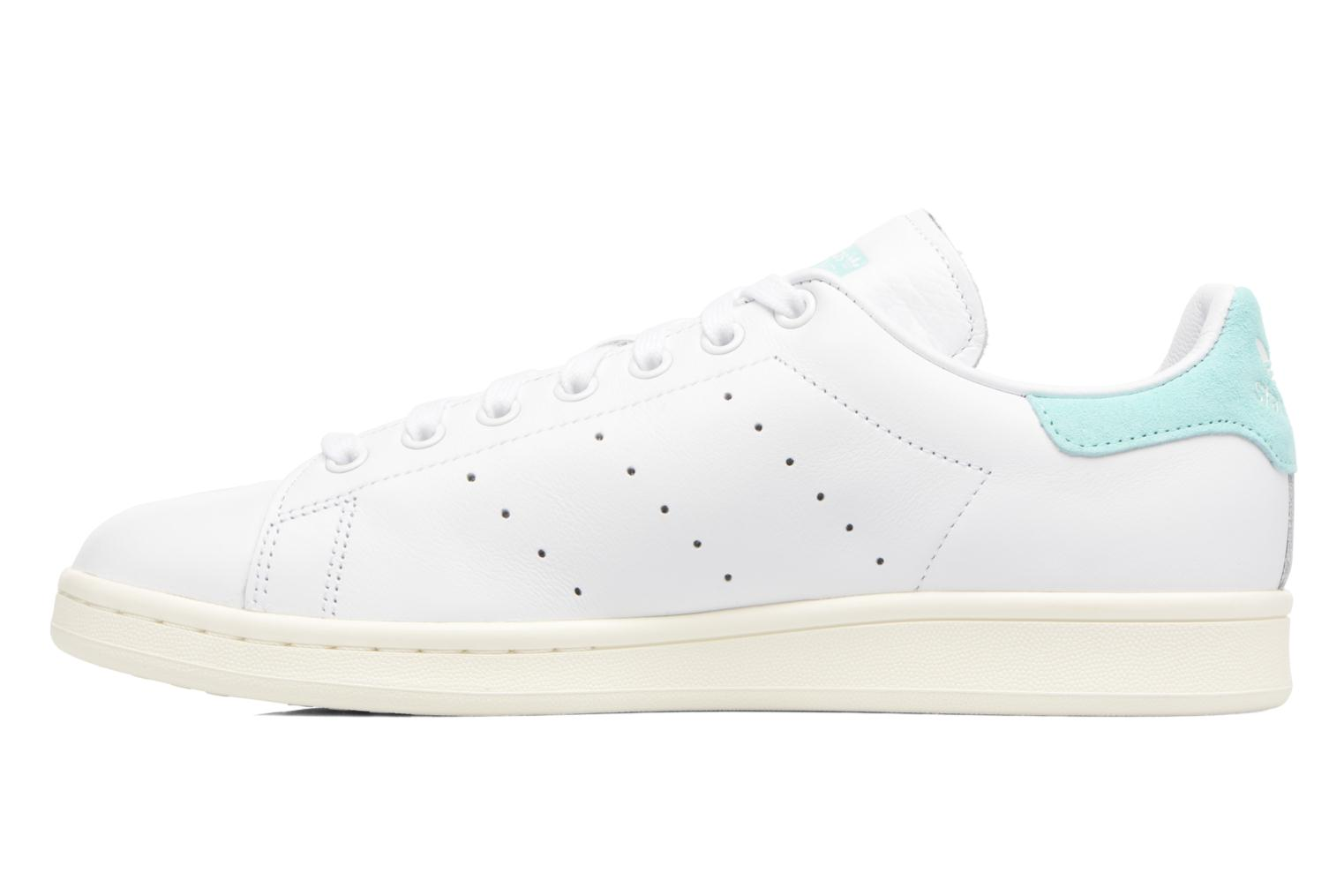 Trainers Adidas Originals Stan Smith Blue front view