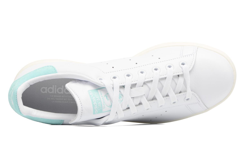 Sneaker Adidas Originals Stan Smith blau ansicht von links