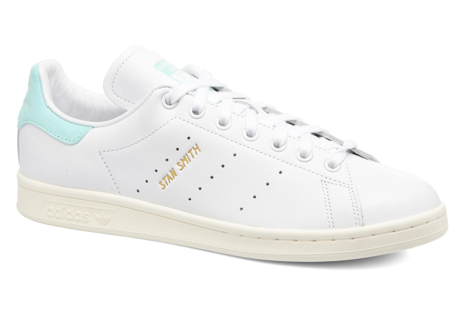 Trainers Adidas Originals Stan Smith Blue detailed view/ Pair view
