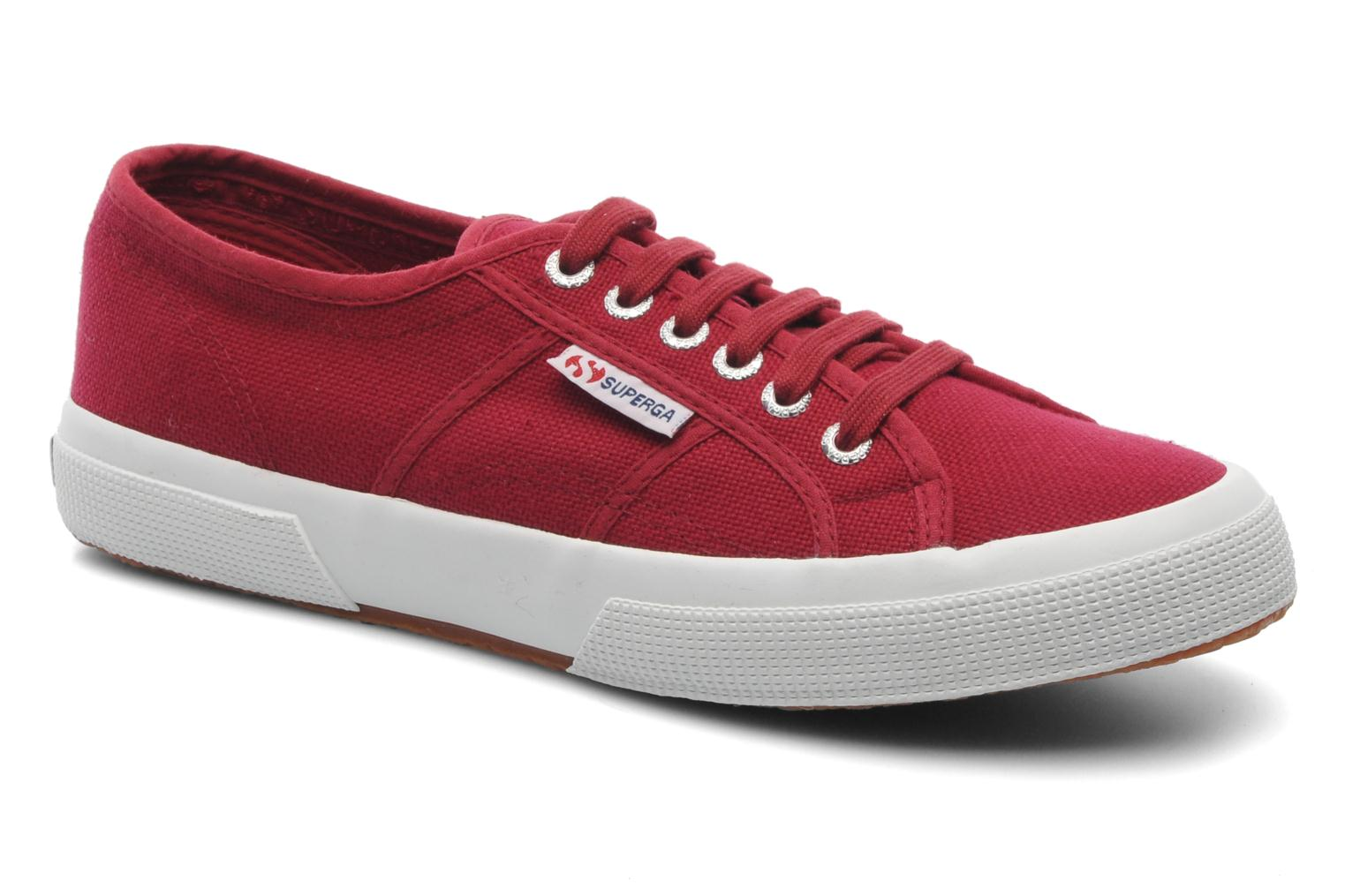 Marques Chaussure homme Superga homme 2750 Cotu M Scarlet