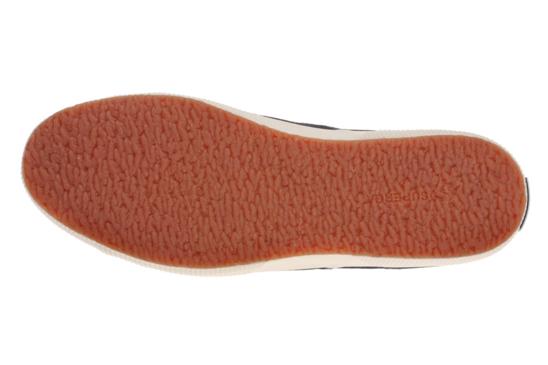 Sneakers Superga 2750 Cotu M Azzurro immagine dall'alto