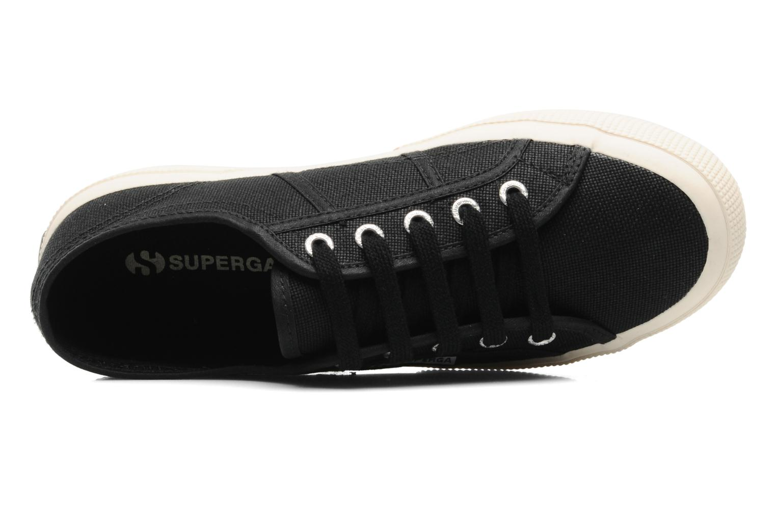 Trainers Superga 2750 Cotu W Black view from the left