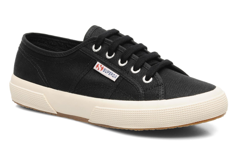 ZapatosSuperga 2750 Cotu W (Negro) - casuales Deportivas   Zapatos casuales - salvajes f73ec6