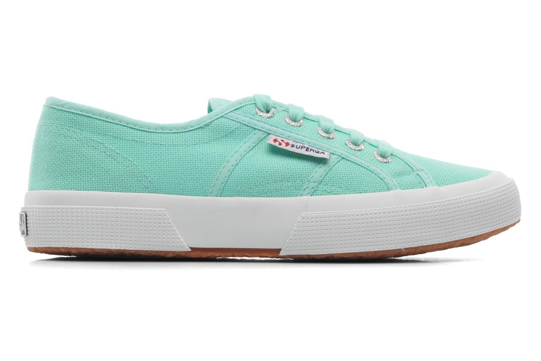 Sneaker Superga 2750 Cotu W grün ansicht von hinten