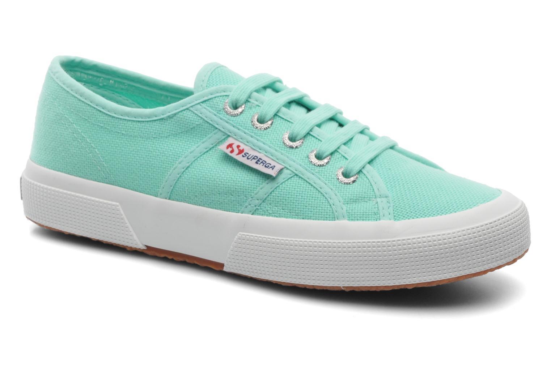 Sneakers Superga 2750 Cotu W Verde vedi dettaglio/paio