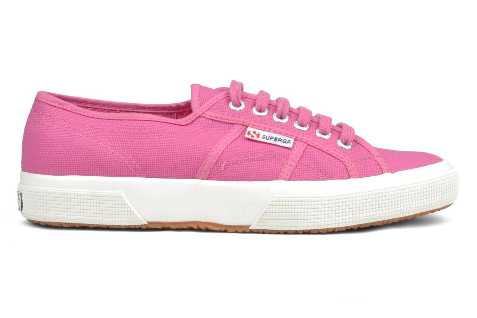 Trainers Superga 2750 Cotu W Pink back view