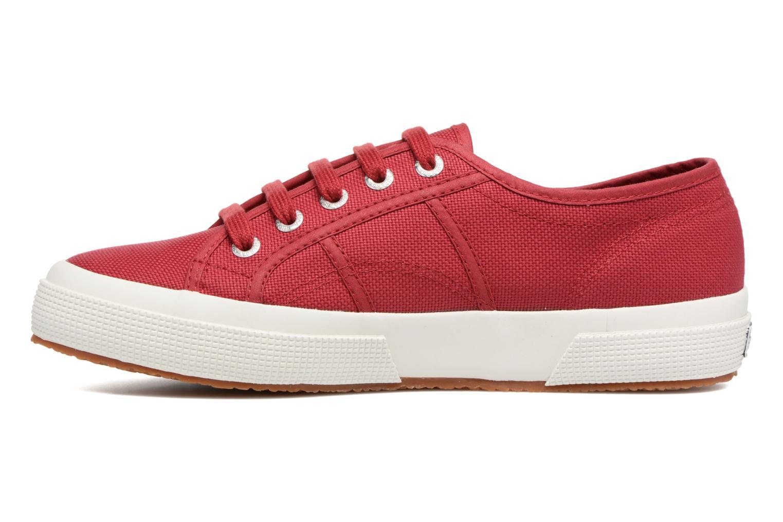 Sneaker Superga 2750 Cotu W rot ansicht von vorne