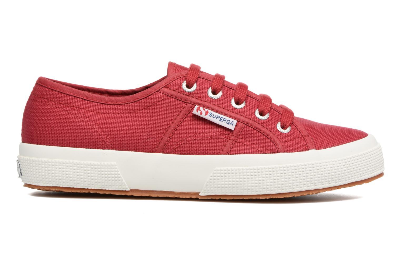 Sneaker Superga 2750 Cotu W rot ansicht von hinten