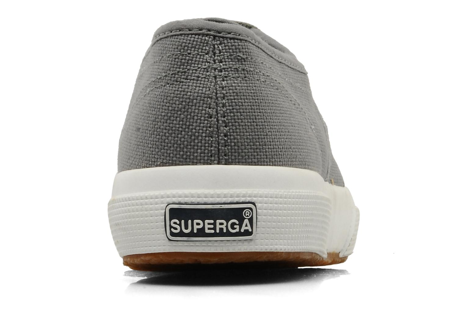 Trainers Superga 2750 Cotu W Grey view from the right