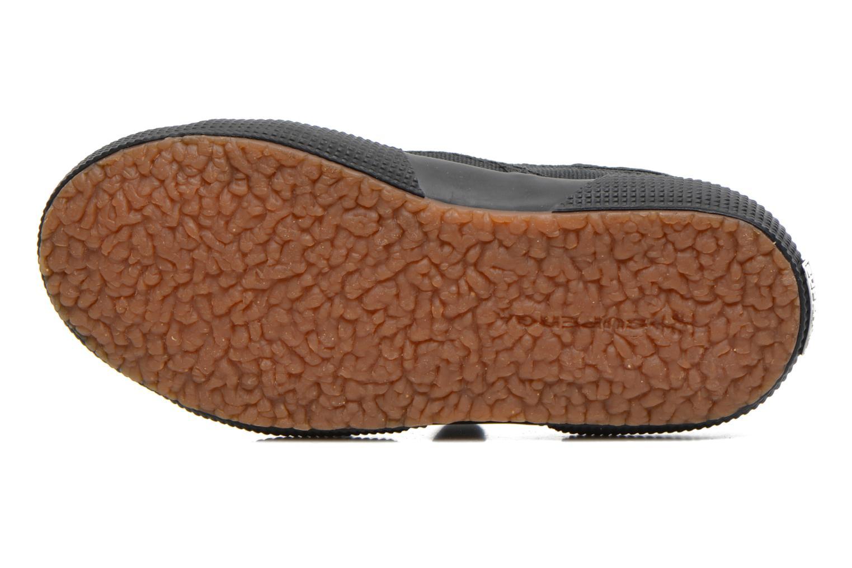 Sneaker Superga 2750 J Velcro E schwarz ansicht von oben