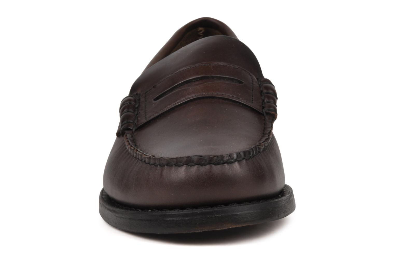 Loafers Sebago Classic Brun bild av skorna på