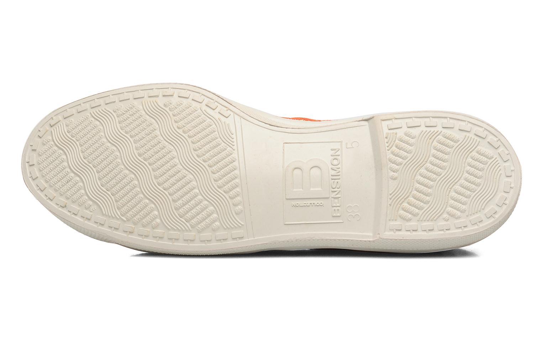 Sneakers Bensimon Tennis Lacets Orange se foroven