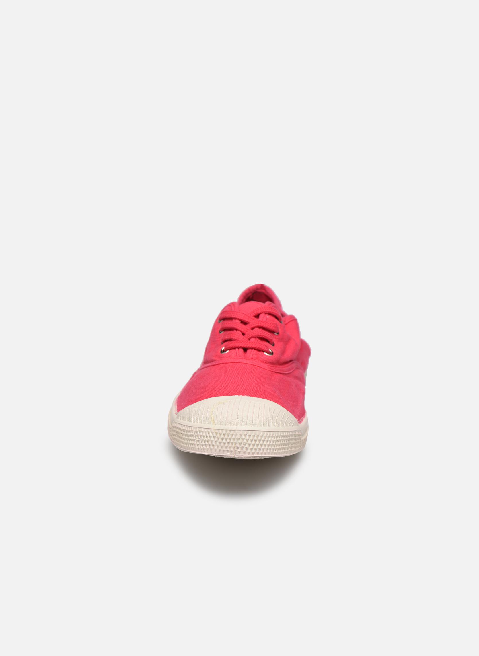Sneakers Bensimon Tennis Lacets Rød se skoene på