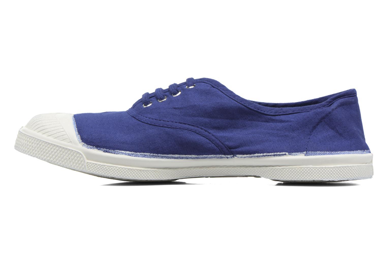Tennis Lacets W Bleu Vif 2