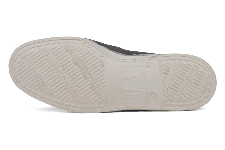 Sneakers Bensimon Tennis Lacets Grijs boven