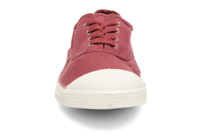 Sneakers Bensimon Tennis Lacets Bordeaux se skoene på