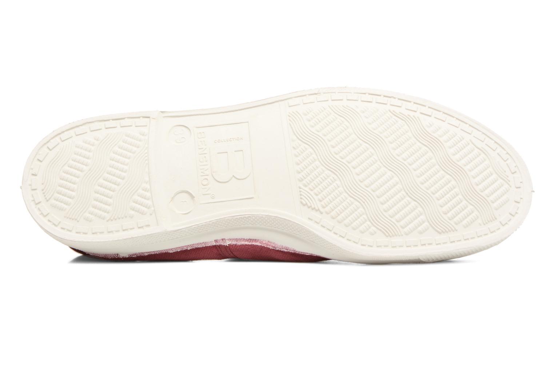 Sneakers Bensimon Tennis Lacets Bordeaux se foroven