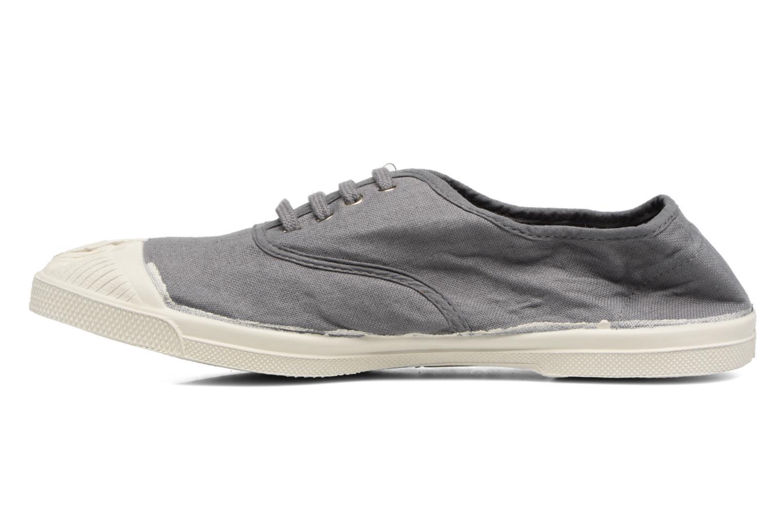 Sneakers Bensimon Tennis Lacets Grigio immagine frontale