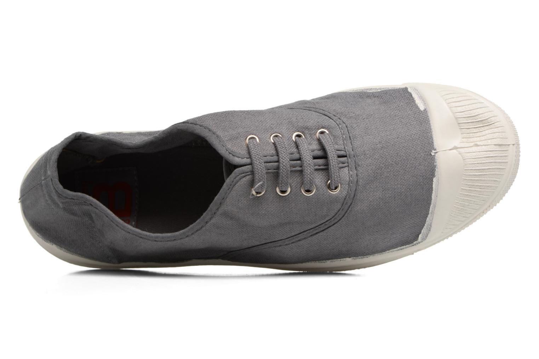 Sneakers Bensimon Tennis Lacets Grigio immagine sinistra