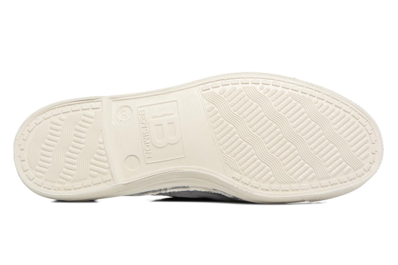 Sneakers Bensimon Tennis Lacets Grigio immagine dall'alto