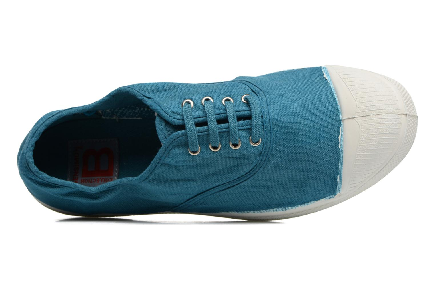 Sneakers Bensimon Tennis Lacets Blauw links