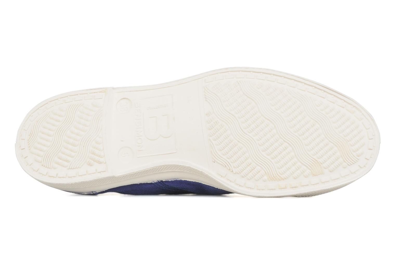 Sneakers Bensimon Tennis Lacets Viola immagine dall'alto