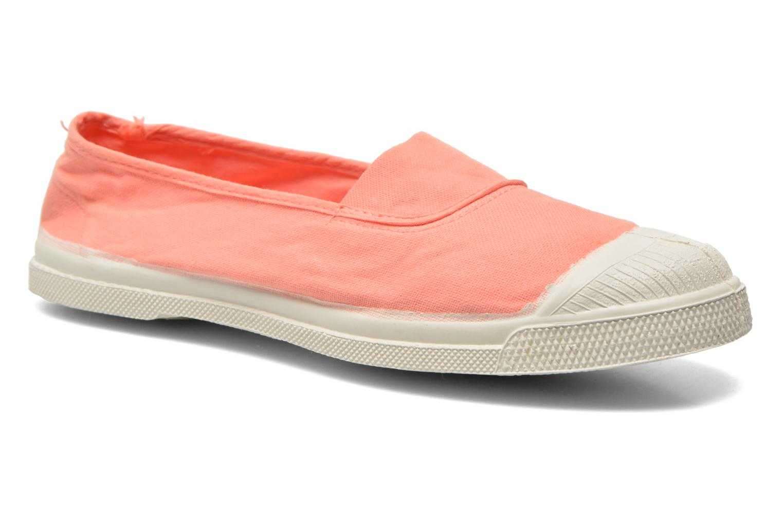 Ballerinas Bensimon Tennis Elastique orange detaillierte ansicht/modell