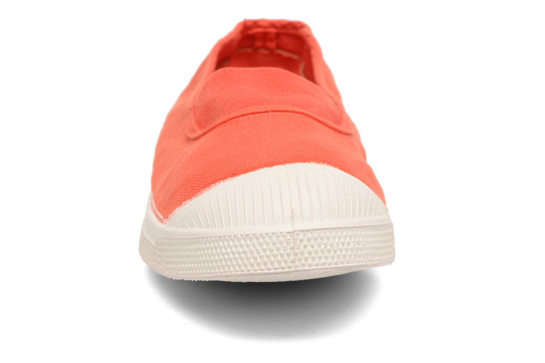 Ballerina Bensimon Tennis Elastique Orange bild av skorna på